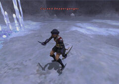 Cursed Doppleganger