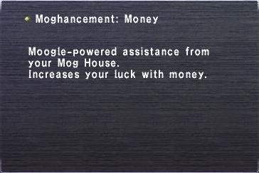 Moghancement - Money