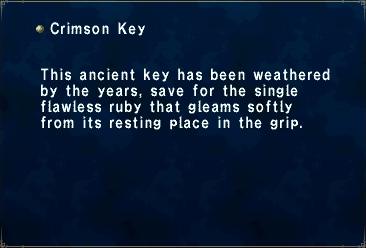 Crimson Key