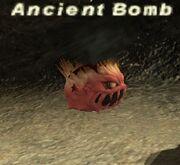 Ancient Bomb