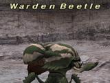 Warden Beetle