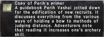13 Perih's Primer