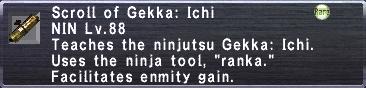 Gekka Ichi