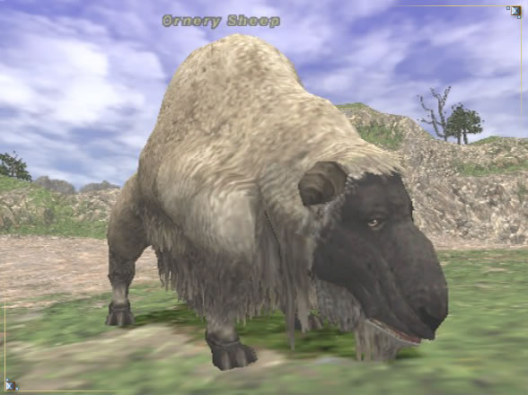 Ornery Sheep Ffxiclopedia Fandom Powered By Wikia
