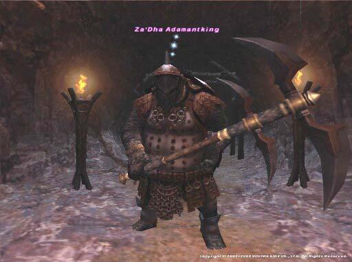 Adamantking Image - BG FFXI Wiki