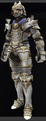 Creed Cuirass Set