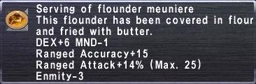 Floundermeuniere