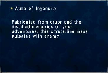 Atma of Ingenuity
