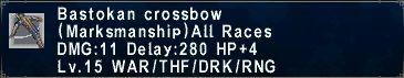Bastokxbow