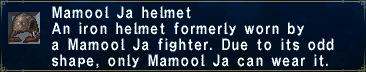 MamoolJaHelmet