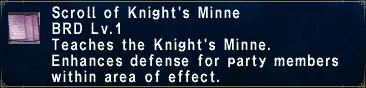 ScrollofKnightsMinne