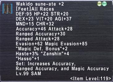 Wakido Sune-Ate +2