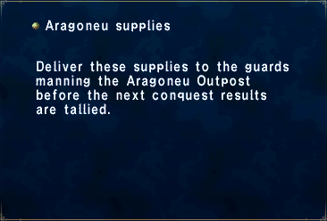 Aragoneu supplies