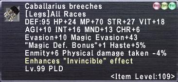 Caballarius Breeches