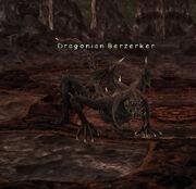 Dragonian Berzerker