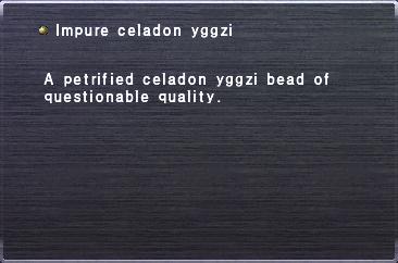Impure Celadon Yggzi