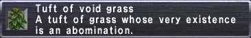 Void Grass