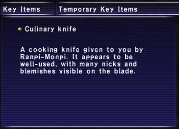 Culinary knife