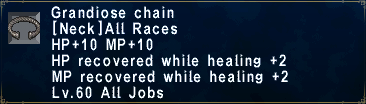 Grandiose Chain