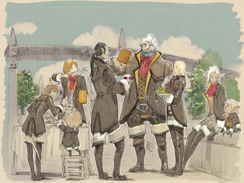 Happy 8th Vana'versary! The Appreciation of Adventurers Begins! (05-11-2010)-2