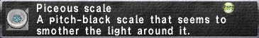 Piceous Scale