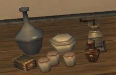 Tea Set MH