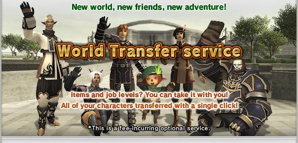 World Transfer Service | FFXIclopedia | FANDOM powered by Wikia