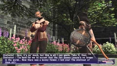 «FFXI-Movie» 0067 - Her Majesty's Garden