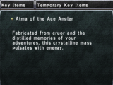 Atma of the Ace Angler