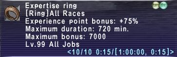 Expertise Ring
