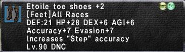 Etoile Toe Shoes +2