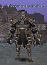 Invincible Shield (S)