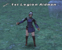 1st Legion Aidman
