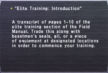 EliteTrainingIntroduction