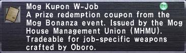 Kupon W-Job