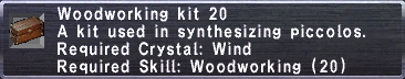 Woodworking Kit 20