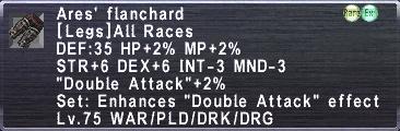 Ares' Flanchard