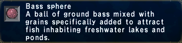 Bass sphere