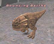 Bouncing Bertha