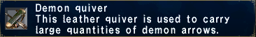 Demon Quiver