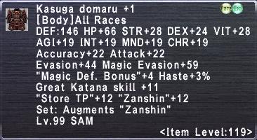 Kasuga Domaru +1