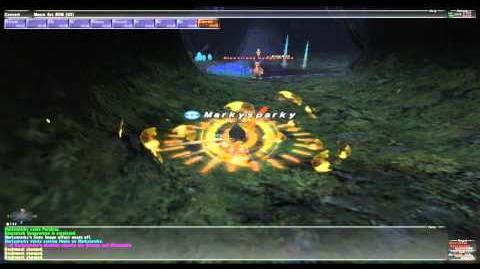 FFXI - Bluestreak Gyugyuroon - RDM75 NIN37 Solo