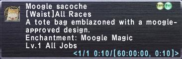 Moogle Sacoche