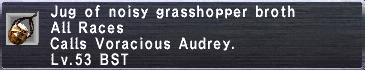 NoisyGrasshopperBroth