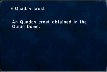 Quadav Crest