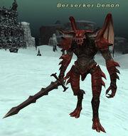 Berserker Demon