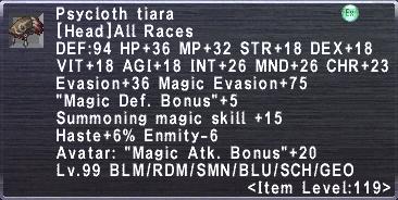 Psycloth Tiara