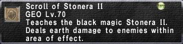 Stonera II