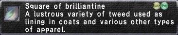 Brilliantine 01