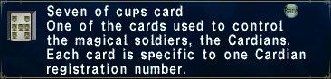 Card sevenofcups